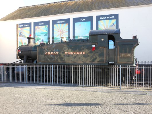 Great Western engine