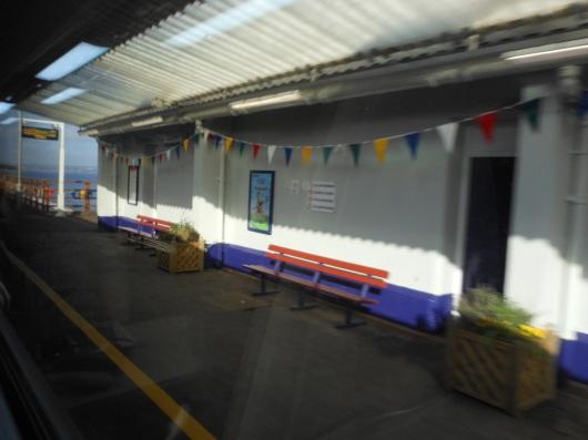 Dawlish station