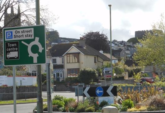 Roundabout Castle