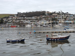 Dartmouth/Kingswear